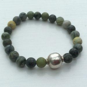 Chunky Connemara bracelet