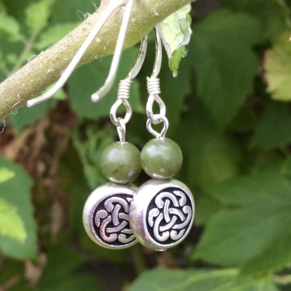 Connemara Celtic Earrings