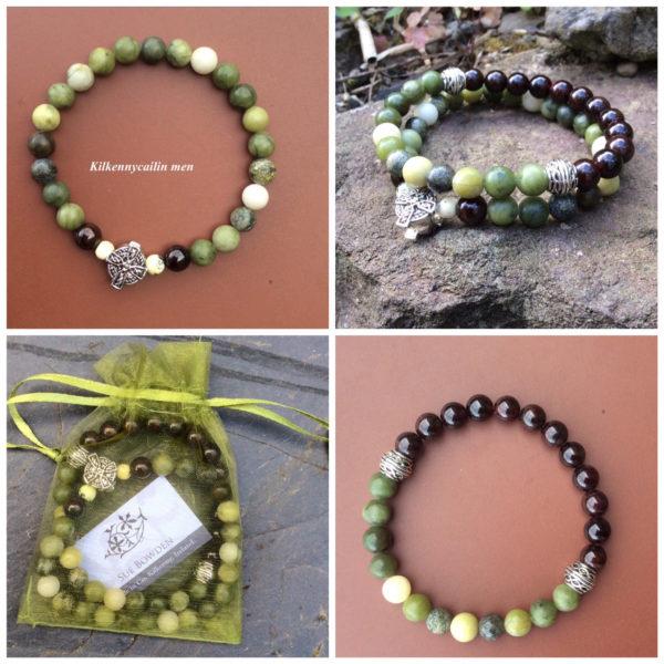 Irish mens bracelets