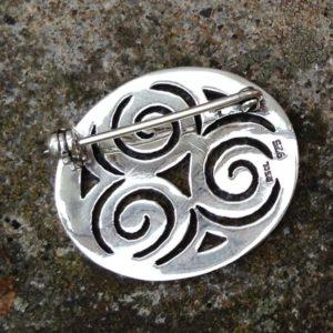 Irish brooch