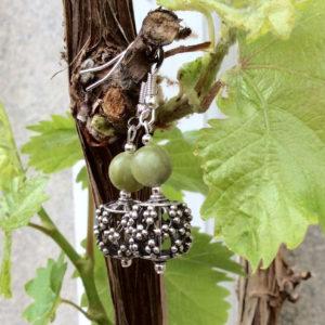 Connemara Sterling Silver earrings