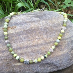 Connemara celtic necklace