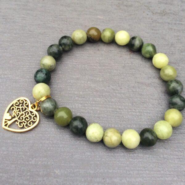 Connemara marble bracelets